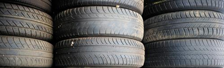 Part-worn tyres are a continuing a threat on our roads